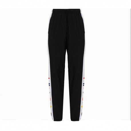 Nike Pantaloni Wovent Jordan Nero Uomo