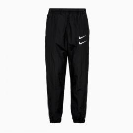 Nike Pantaloni Wovent Swoosh Nero Uomo