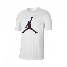 Nike T-Shirt Jordan 23D Bianco Uomo