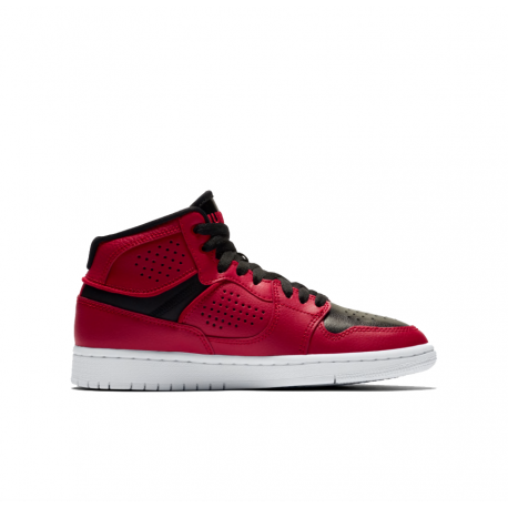 Nike Sneakers Jordan Access Gs Rosso Nero Bambino
