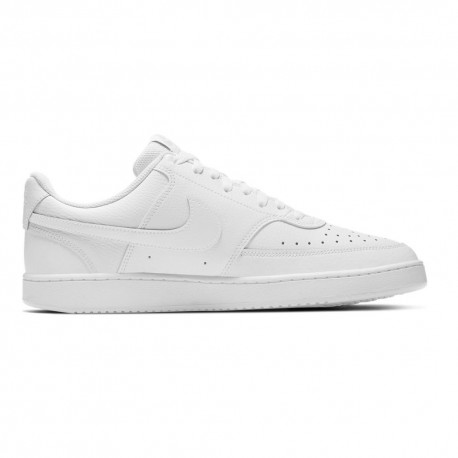 Nike Sneakers Court Vision Low Bianco Uomo