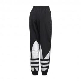 ADIDAS originals pantaloni big logo nero donna