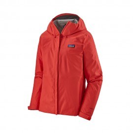 Patagonia Giacca Alpinismo Torrentshell 3l Catalan Coral Donna