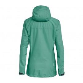 Salewa Giacca Alpinismo Puez Aqua 3 Feldspar Verde Donna