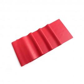 Get Fit Elastici Fitness Lattice Singola Soft 2,5 Mt Rosso