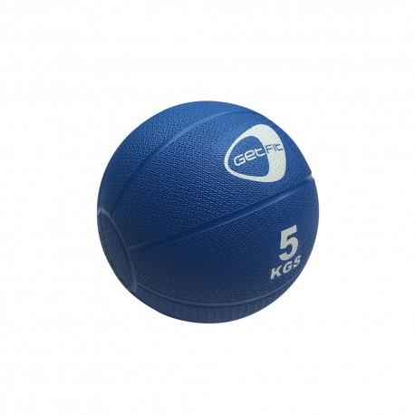 Get Fit Palla Medica Basic 5 Kg Blu
