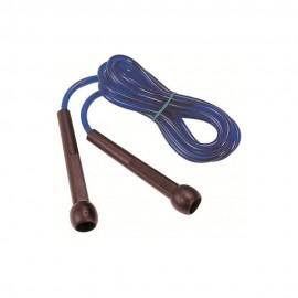 Get Fit Corda Per Saltare Leggera In Plastica Blu
