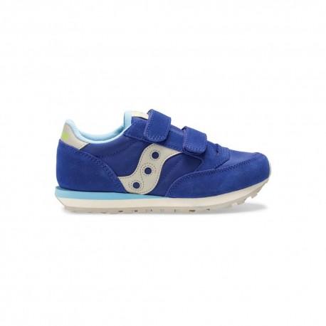 Saucony Sneakers Jazz O Psv Blu Grigio Bambino