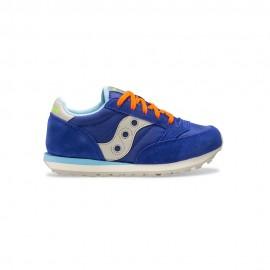 Saucony Sneakers Jazz O Gs Ll Royal Grigio Bambino