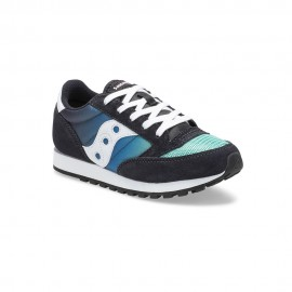 Saucony Sneakers Jazz Vintage Gs Ll Blu BiancoBambino