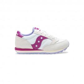 Saucony Sneakers Jazz O Gs Ll Bianco FucsiaBambino