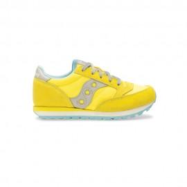 Saucony Sneakers Jazz O Gs Ll Giallo Grigio Bambino
