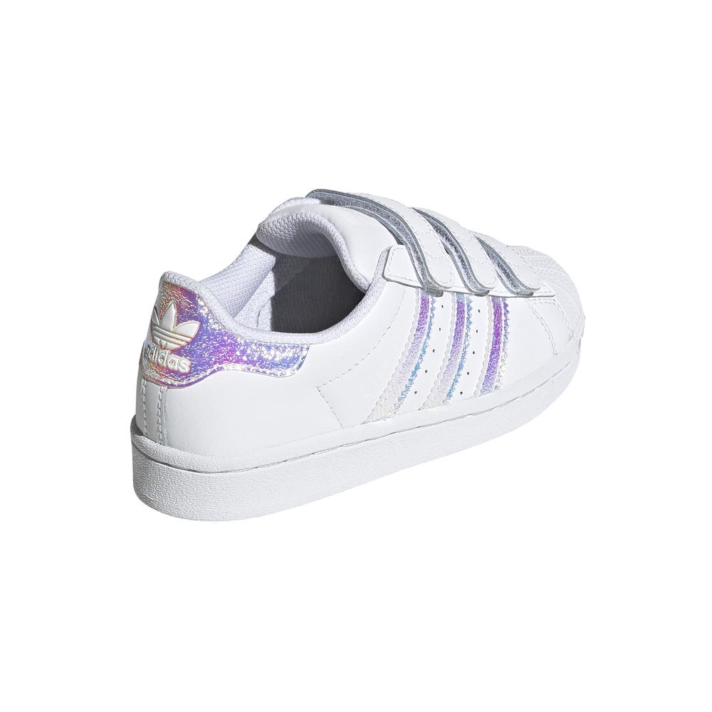scarpe adidas bambino 32 con strap