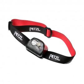 Petzl Lampada Montagna Actik Core 450 Lumen Rosso