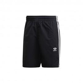 ADIDAS originals shorts da nuoto 3 stripes uomo