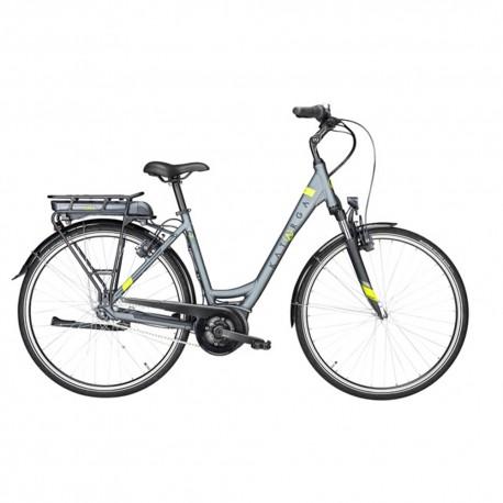 Katarga City Bike Elettrica C7f 300wh Grigio Opaco Donna