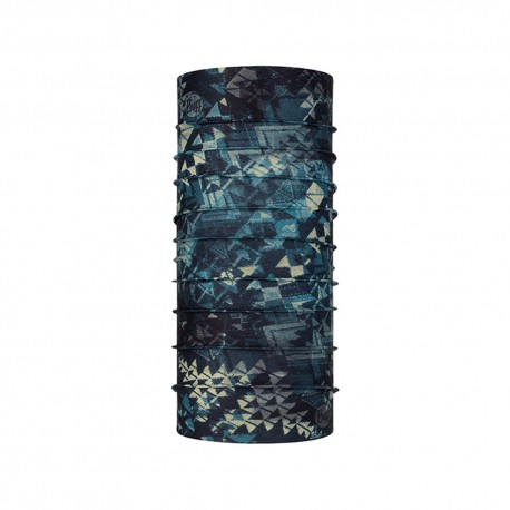 Buff Scaldacollo Insect Shield Laertes Stone Blu Uomo
