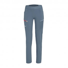 Salewa Pantaloni Trekking Pedroc Light Flint Stone Donna