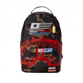 Sprayground Zaino Nascar Racing Rosso