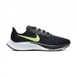 Nike Scarpe Running Zoom Pegasus 37 Nero Verde Uomo