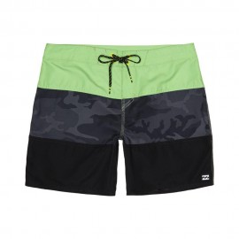 Billabong Boardshort Bicolor Nero Uomo
