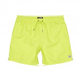 Billabong Costume Boxer Basico Lime Uomo