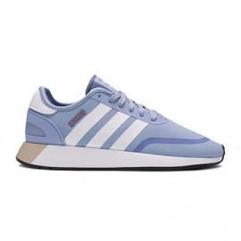ADIDAS originals sneakers iniki runner cls azzurro bianco donna