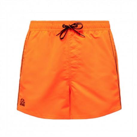 Sundek Costume Boxer Basico Corto Corallo Uomo
