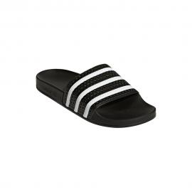 Adidas Ciabatta Adilette Nero/Bianco