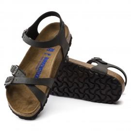 Birkenstock Sandali Mare Kumba Nero Donna