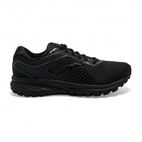Brooks Scarpe Running Ghost 12 Gtx Nero Donna