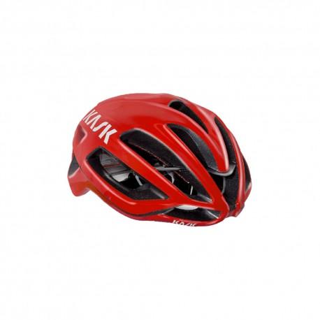 Kask Casco Bici Protone Total Rosso Uomo