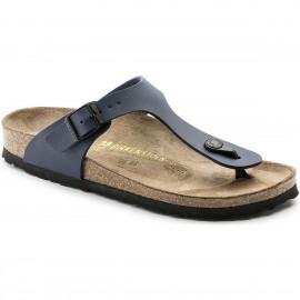Birkenstock Sandali Mare Gizeh Blu Uomo