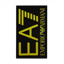 Ea7 Telo Mare Big Logo Nero Uomo