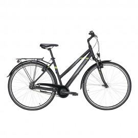 "Pegasus City Bike Avanti 7 28"" Nero Donna"