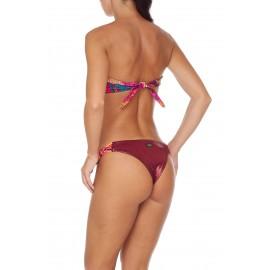 Effek Bikini Fascia Arancio Donna