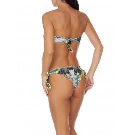 Effek Bikini Fascia Azzurro Donna