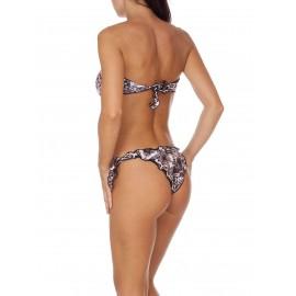 Effek Bikini Fascia Beige Donna