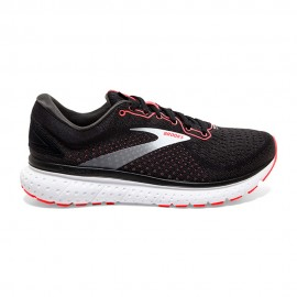Brooks Scarpe Running Glycerin 18 Nero Corallo Donna