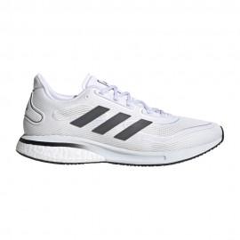 ADIDAS scarpe running supernova ftwr bianco grigio five uomo