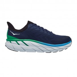 Hoka Scarpe Running Clifton 7 Moonlight Ocean Anthracite Uomo
