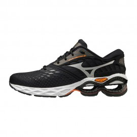 Mizuno Scarpe Running Wave Creation 21 Nero Phantom Uomo