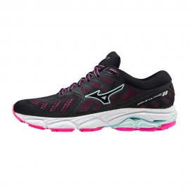 Mizuno Scarpe Running Wave Ultima 11 Nero Fairy Aqua Donna