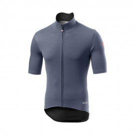 Castelli Giacca Ciclismo Perfetto Ros Light Blu Uomo