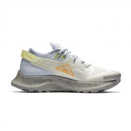 Nike Scarpe Trail Running Pegasus 2 Bianco Arancio Donna