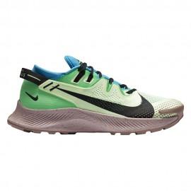 Nike Scarpe Trail Running Pegasus 2 Verde Nero Blu Uomo