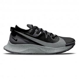 Nike Scarpe Trail Running Pegasus 2 Nero Grigio Uomo