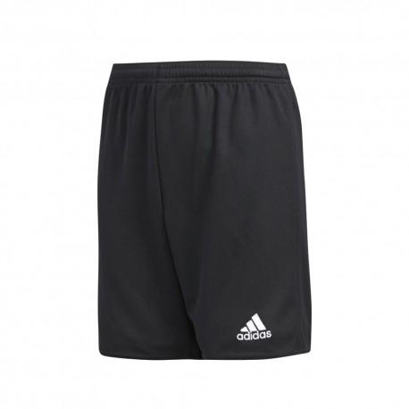 Adidas Pantaloncini Calcio Parma 16 Team Nero Bambino