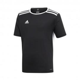 Adidas Maglia Calcio Entrada 18 Team Nero Bianco Bambino