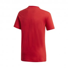 Adidas Maglia Calcio Bayern Graphic Rosso Bambino